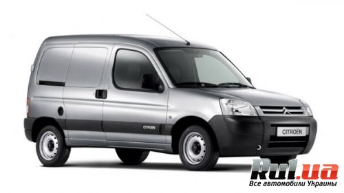 Citroen Berlingo First VU